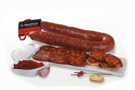 Chorizo Picante de 400 a 450 gr.